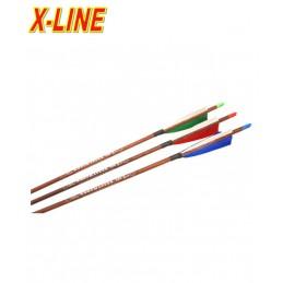 X-LINE FLECHE WOODMASTER...