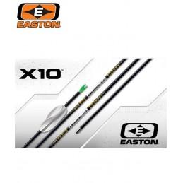 EASTON X10 - LOT DE 12
