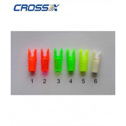 CROSS-X ENCOCHE PIN