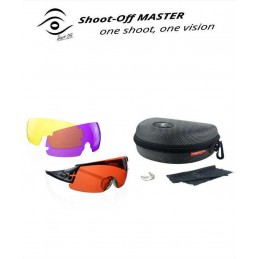 KIT SHOOT-OFF MASTER 4 VERRES