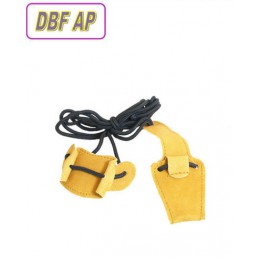 DBF-AP FAUSSE CORDE SUEDE