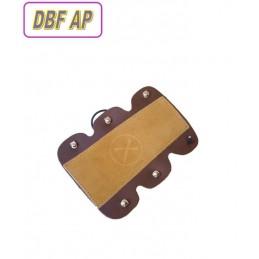 DBF-AP CUIR 5 HOOKS
