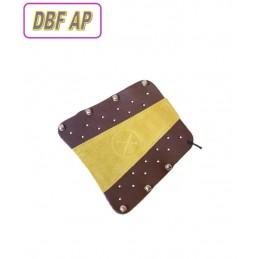 DBF-AP CUIR 7 HOOKS