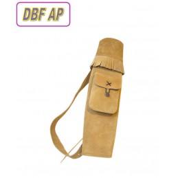 DBF-AP BACK QUIVER SUEDE 1...