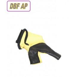 DBF-AP GANT D'ARC NOIR-JAUNE