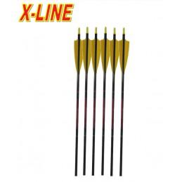 X-LINE PHANTOM NATURELLES