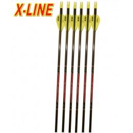 X-LINE PHANTOM PLASTIQUES