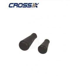 CROSS-X BLUNT CAOUTCHOUC