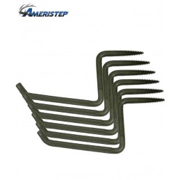 AMERISTEP TREE STEPS GRIZZLY