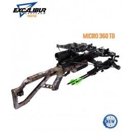 EXCALIBUR MICRO 360 TD PRO...
