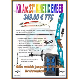 KINETIC KIT EMBER 23""