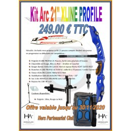 X-LINE KIT PROFILE 21""