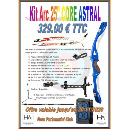 CORE KIT ASTRAL 25""