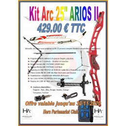 KINETIC KIT ARIOS II 25""