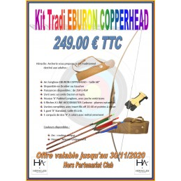 EBURON KIT COPPERHEAD 68""
