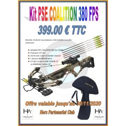 PSE KIT ARBALETE COALITION