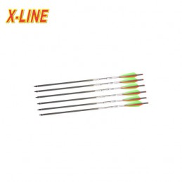 "X-LINE TRAITS CARBON XENON 22"""