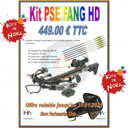 PSE KIT NOEL FANG HD