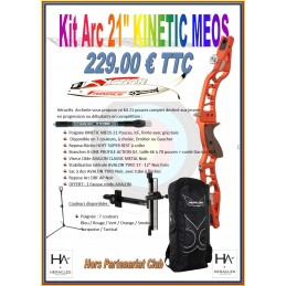 KINETIC KIT COMPLET MEOS 21""