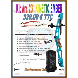 KINETIC KIT COMPLET EMBER 23""