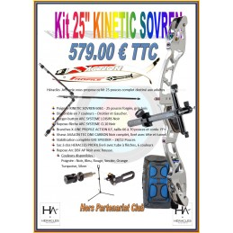 "KINETIC KIT SOVREN 25""..."