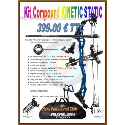 KINETIC KIT COMPOUND STATIC RH