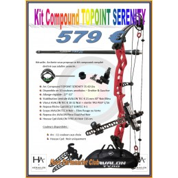 TOPOINT KIT CPD SERENITY
