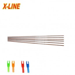 X-LINE TIMBER-KING CARBON