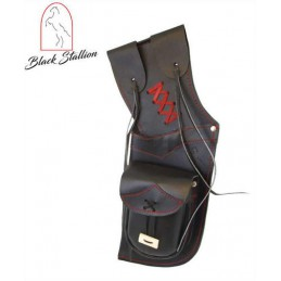 BLACK STALLION HIP QUIVER