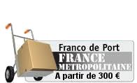 FRANCO PORT FRANCE METROPOLITAINE HERACLES ARCHERIE LA BREDE BORDEAUX MENETROL
